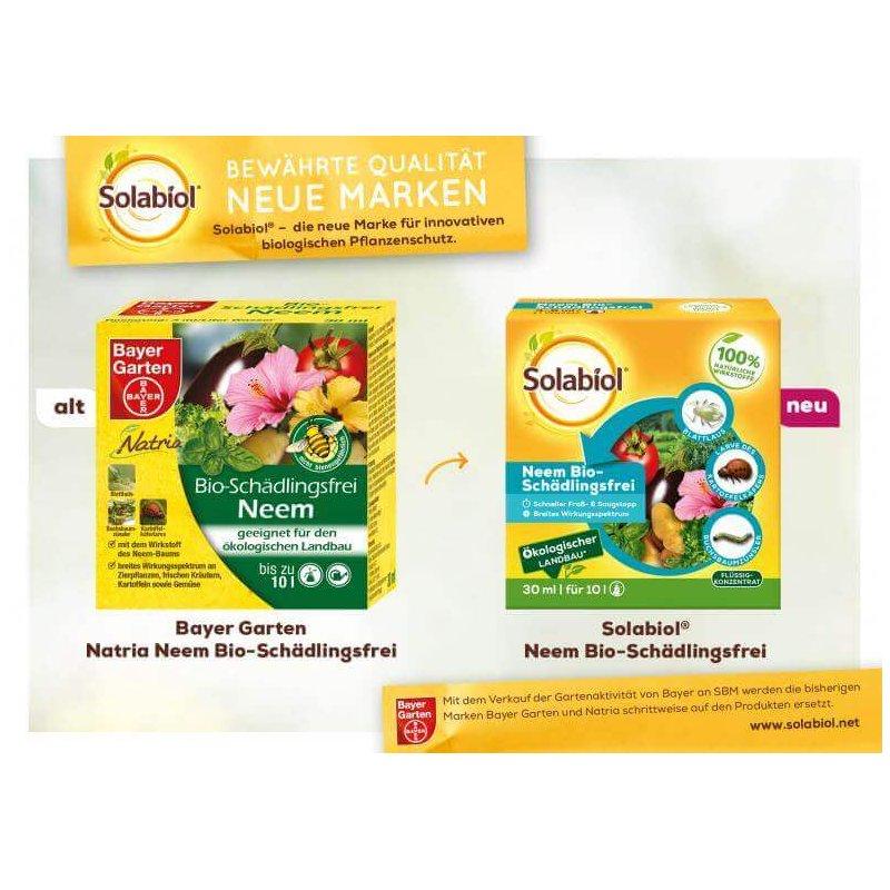 Beau ... Bayer Garden Bio Neem Pest Free   30 Ml Bottle