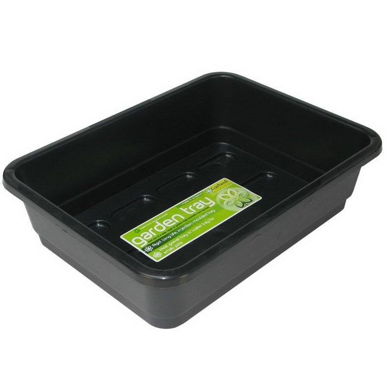 Garland Mini Garden Tray Black (23 X 17 X 6 Cm)