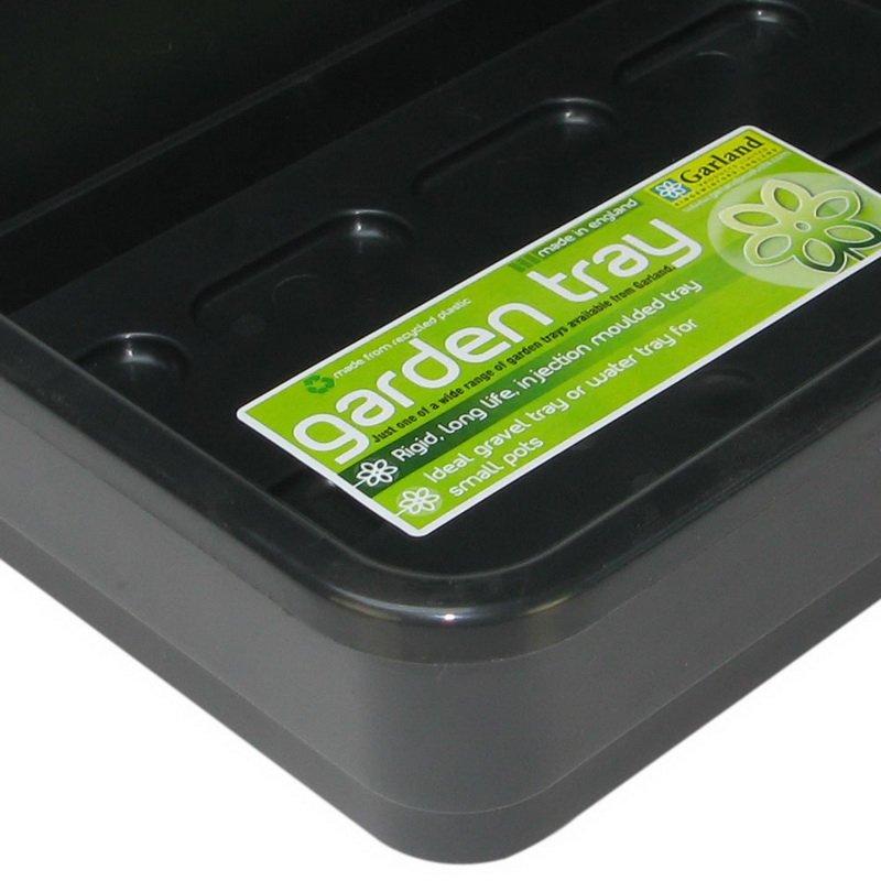 Beau ... Garland Mini Garden Tray Black (23 X 17 X 6 Cm) ...