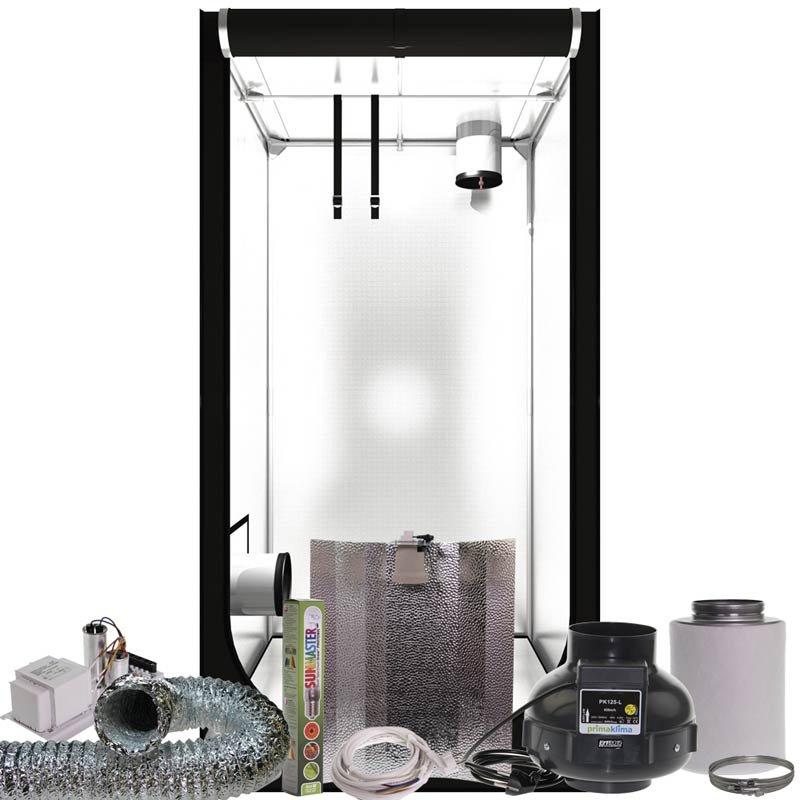 hydro shoot grow box hs100 set 400w jetzt kaufen. Black Bedroom Furniture Sets. Home Design Ideas