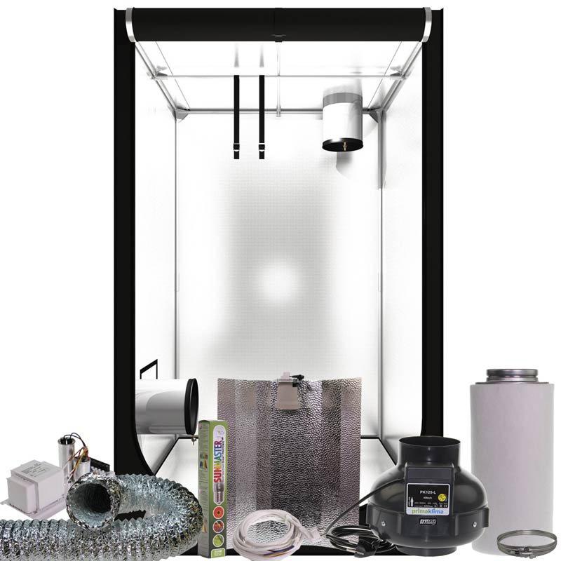 hydro shoot grow box hs120 set 600w jetzt kaufen. Black Bedroom Furniture Sets. Home Design Ideas