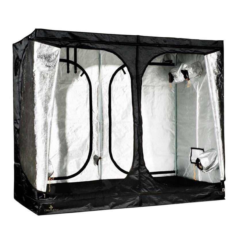 Dark Room R3.0 DR240W - 240x120x200 cm  sc 1 st  Growland Hydroponics Growshop. & Dark Room R3.0 DR240W | 240x120x200 cm | growland