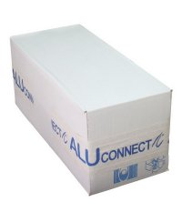 ALUDEC Ducting Ø 160mm Box of 10 Meters