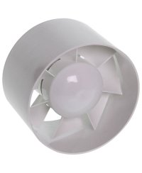 Air Intake Fan 100m³ - 100mm