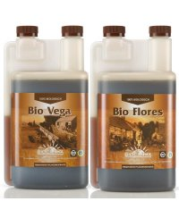 BIOCANNA Easy Starter Set for Earth 2x 1L