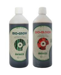 BioBizz Easy-Starter Set for soil 2x 1L
