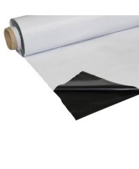 Black & White Reflective Sheeting Width 2m (Roll of 100m)