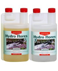 CANNA HYDRO Flores A+B 1 Liter