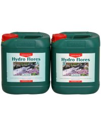 CANNA HYDRO Flores A+B 5 Liter soft water