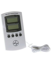 Digital Hygrometer/Thermometer with external Sensor