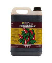GHE FloraMicro soft - 5 liter