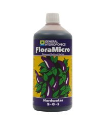 GHE FloraMicro hard - 1 liter