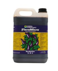 GHE FloraMicro hard - 10 liter