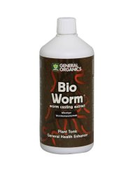 GHE BioWorm Worm Casting Extract 1 L