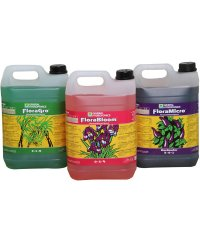 GHE Flora Series Set hard - 5 liter