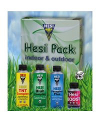 Hesi Pack Indoor-Outdoor for Soil