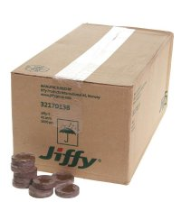 Jiffy Peat Soil Pellets 1000 pcs.
