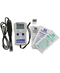 Milwaukee Instruments MW802 Smart pH/EC/TDS Combined Meter