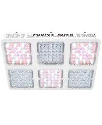 PURPLE ALIEN new generation 2.0 LED 192x3 watt optical...