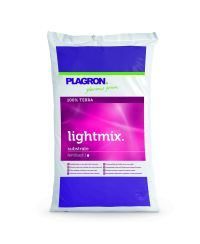 Plagron Light Mix Terra with Perlite 50 L
