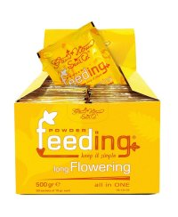 Powder Feeding long Flowering 5 bags a 10 grams