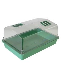 Classic Sturdy Propagator with Ventilation Sliders Small 38x24x19cm