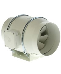 S&P Half-Radial Extractor Fan TD-160/100 - Ø100mm