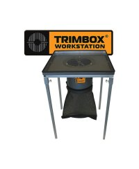 TRIMBOX & Workstation for Bud Trimming