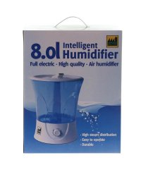 Ultrasonic Air Humidifier 8L
