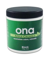 ONA Block Apple Crumble 170 g