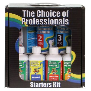 Advanced Hydroponics Official Starter Kit