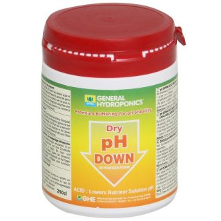 GHE pH down Dry Powder 250gr.