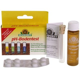 Neudorff Soil pH Test Kit