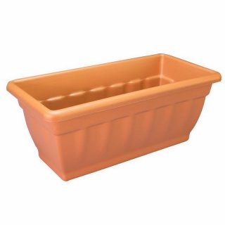 Flower-Box Terracotta 50 x 20cm (10,5L)