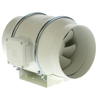 S&P Half-Radial Extractor Fan TD-250/100 - Ø100mm