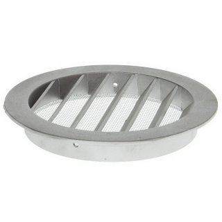 Ventilation grid aluminium cast 150mm