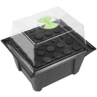 Nutriculture X-Stream Clone Master for 20 Cuttings Heated Version