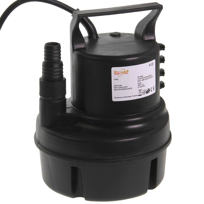 Submersible Pump 4000L/h