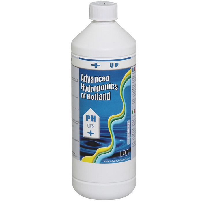 Advanced Hydroponics pH Up 1 L NPK 0-0-28