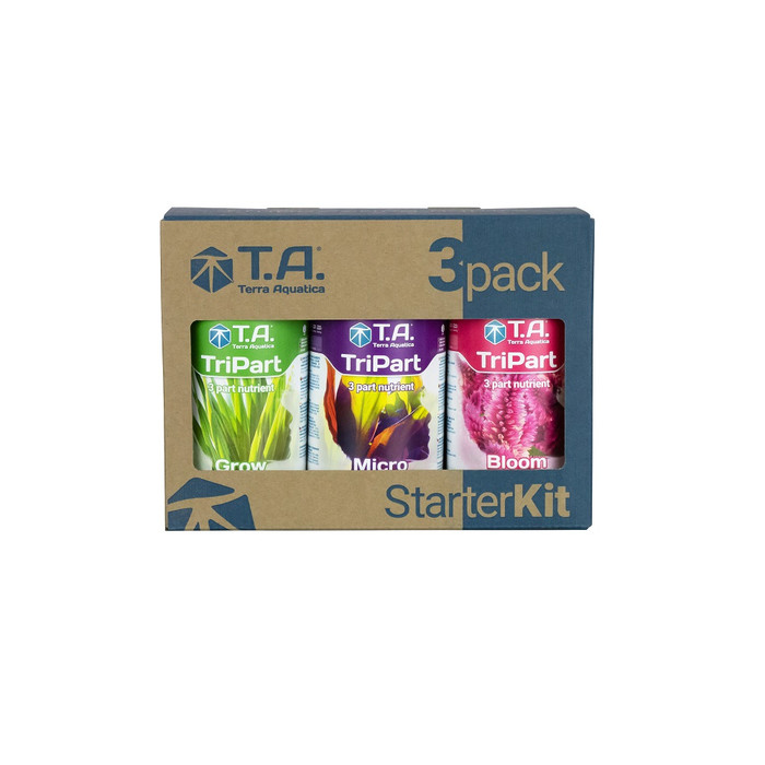 GHE Tripart Starter Kit 0,5 L (FloraSeries)