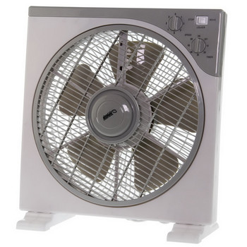 Oscillating Box Fan 45 watt with timer