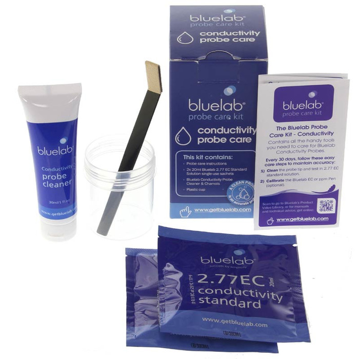 Bluelab conductivity probe cleaning kit