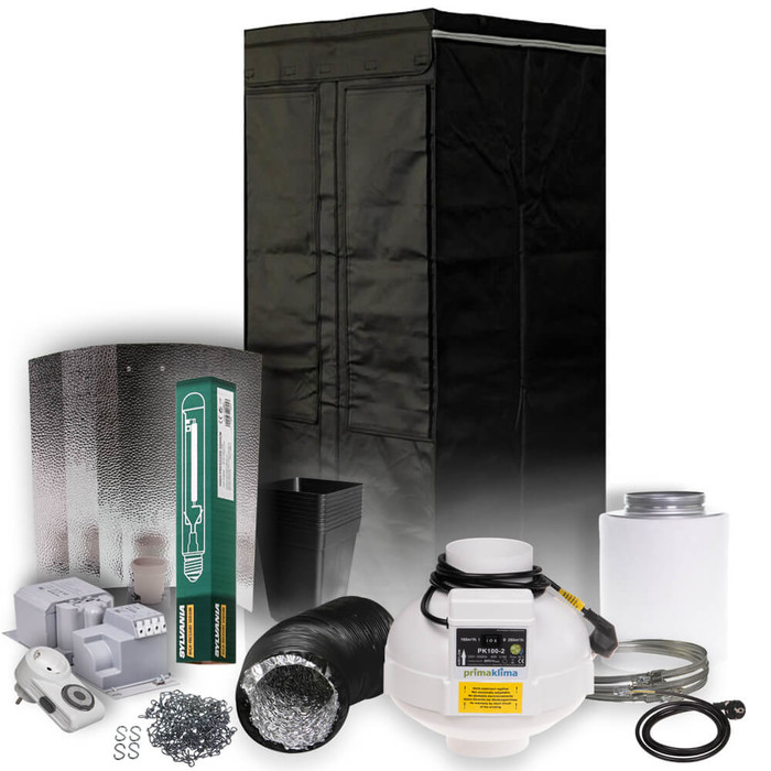 HomeLab Grow Kit 250W - 60x60x160 cm