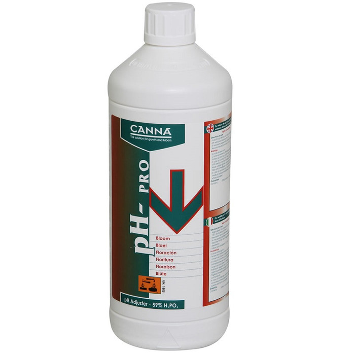 CANNA pH- Bloom (59% Phosphoric Acid)