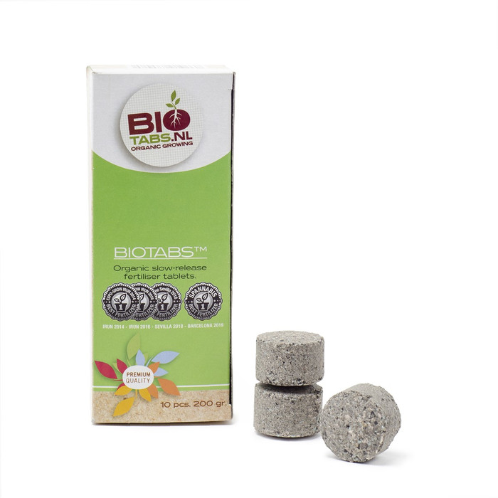 BioTabs Organic Fertilization Tablets