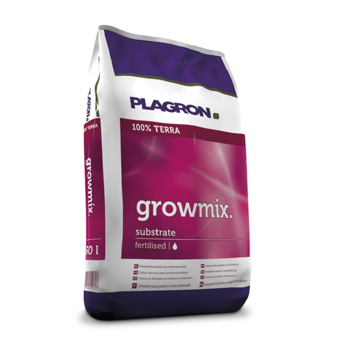 Plagron Grow Mix Terra with Perlite 50 L