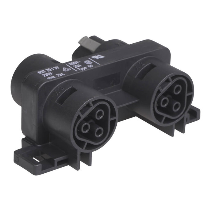 SANlight H-distributor connector for Q series Gen2