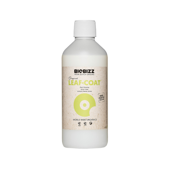 BIOBIZZ Leaf Coat organic plant protection 500ml - 5L
