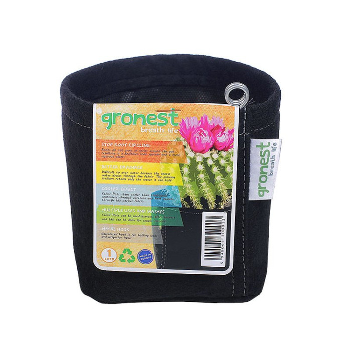 Gronest Fabric Pot 1 litre to 39 litres