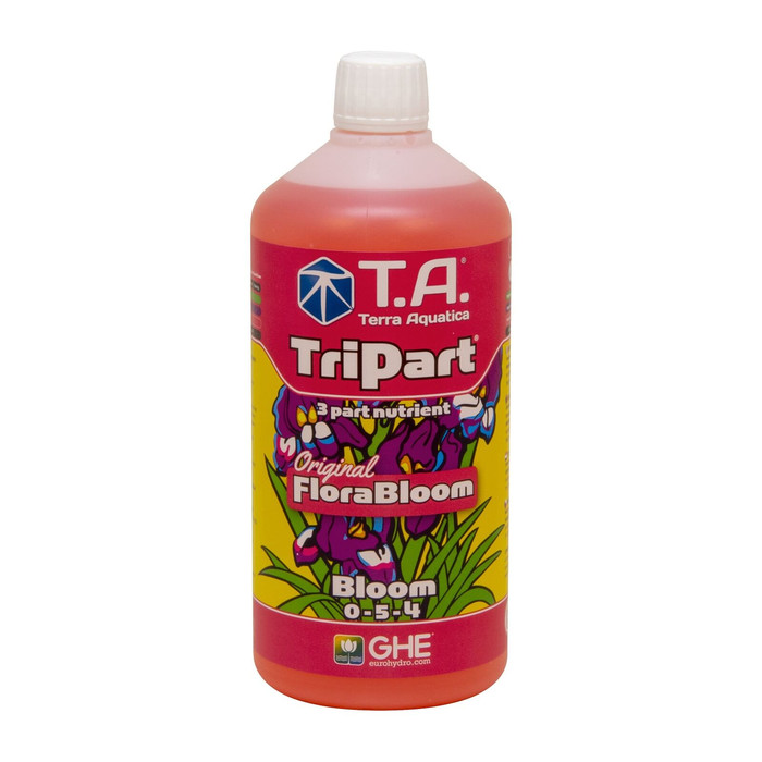 GHE TriPart Bloom 1 L, 5 L, 10 L (FloraBloom)